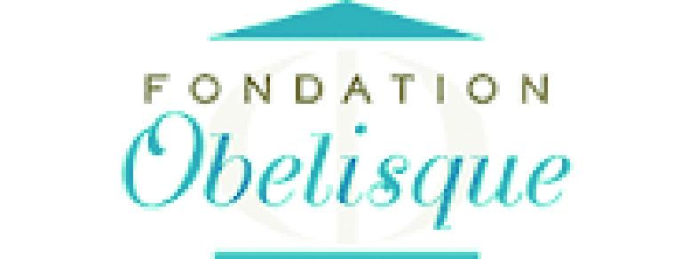 Logo fondation Obélisque