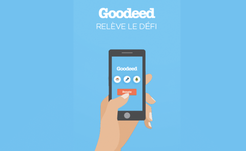 Projet exceptionnel avec Goodeed !