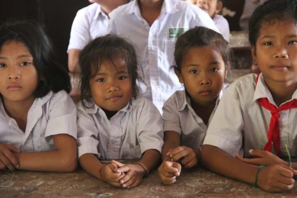 Bénéficiaires d'Enfants d'Asie