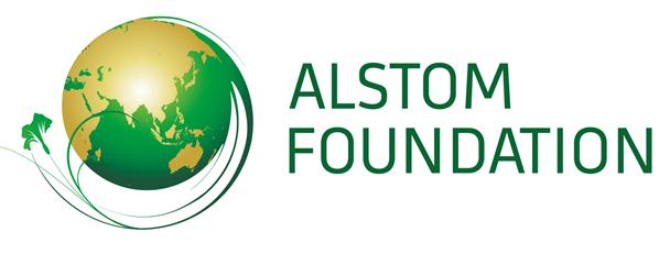 logo Fondation Alstom