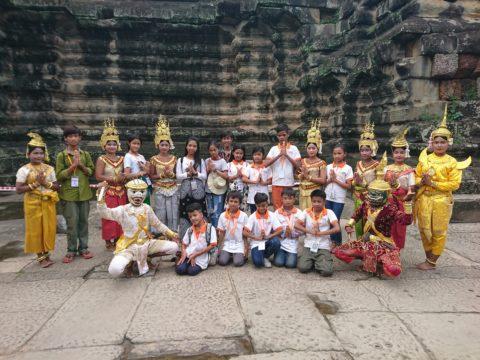 Visite de Siem Reap