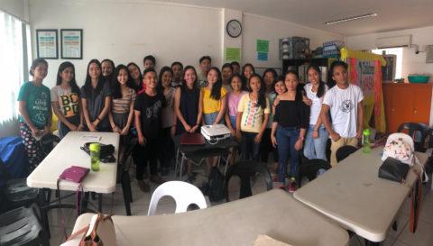 Les cours d'anglais au Training Center