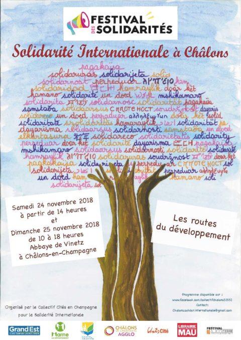 Enfants d'Asie au festival des solidarités à Châlons-en-Champagne