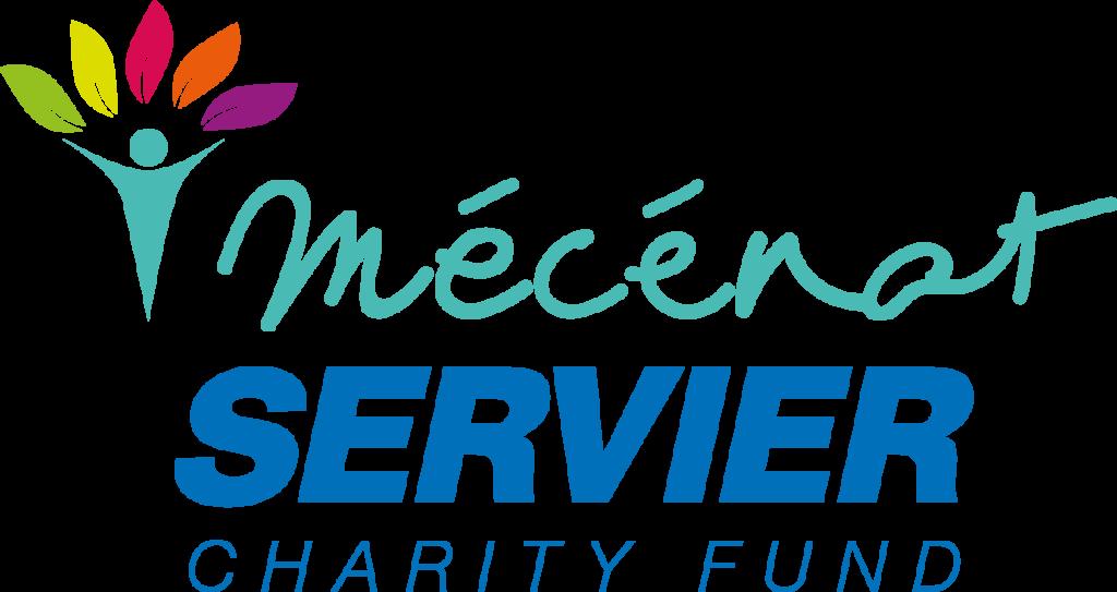 Logo Mécénat Servier