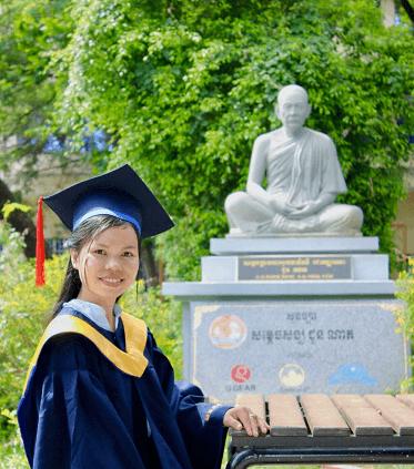 Bénéficiaire diplôme d'Enfants d'Asie