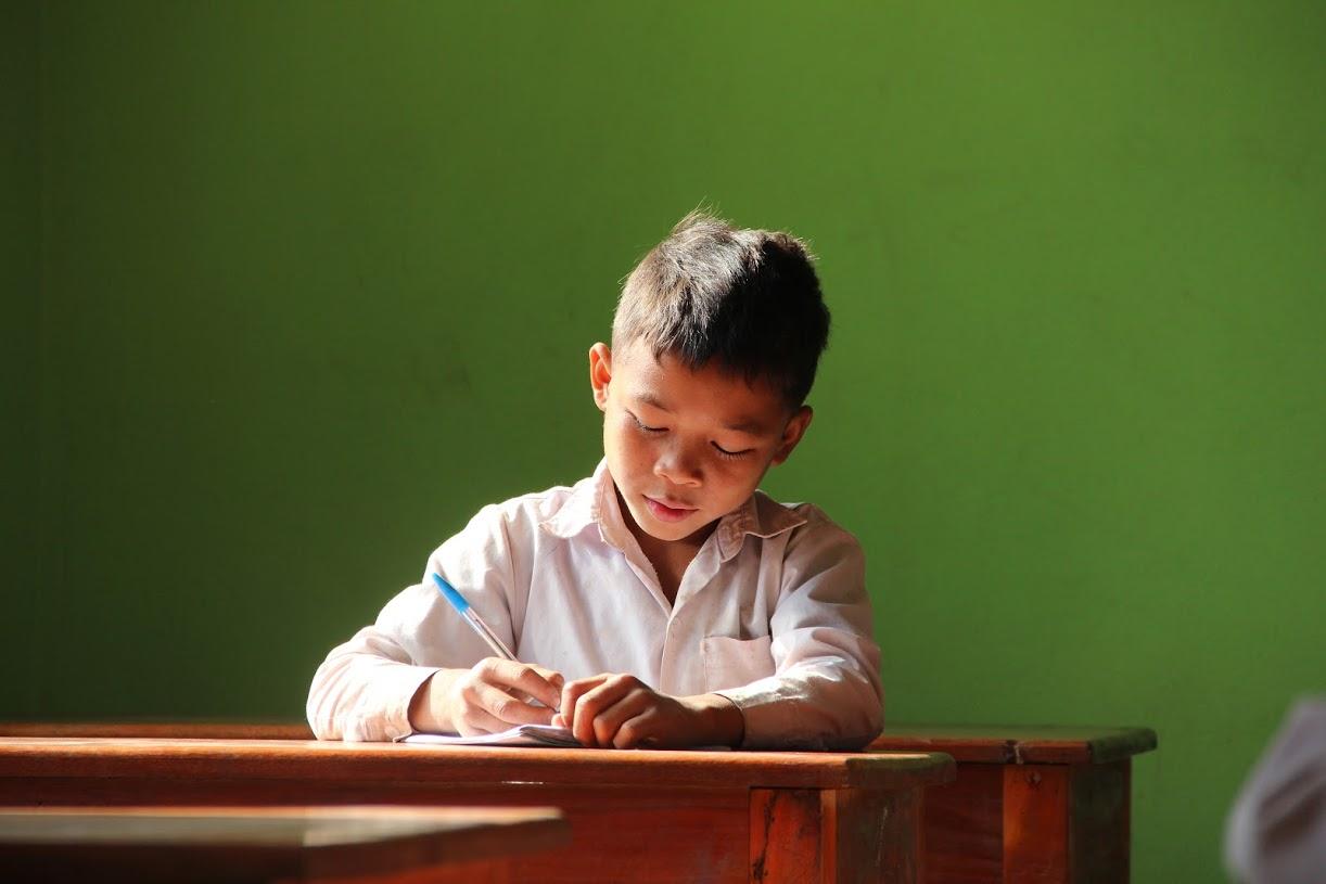 la philosophie d'Enfants d'Asie