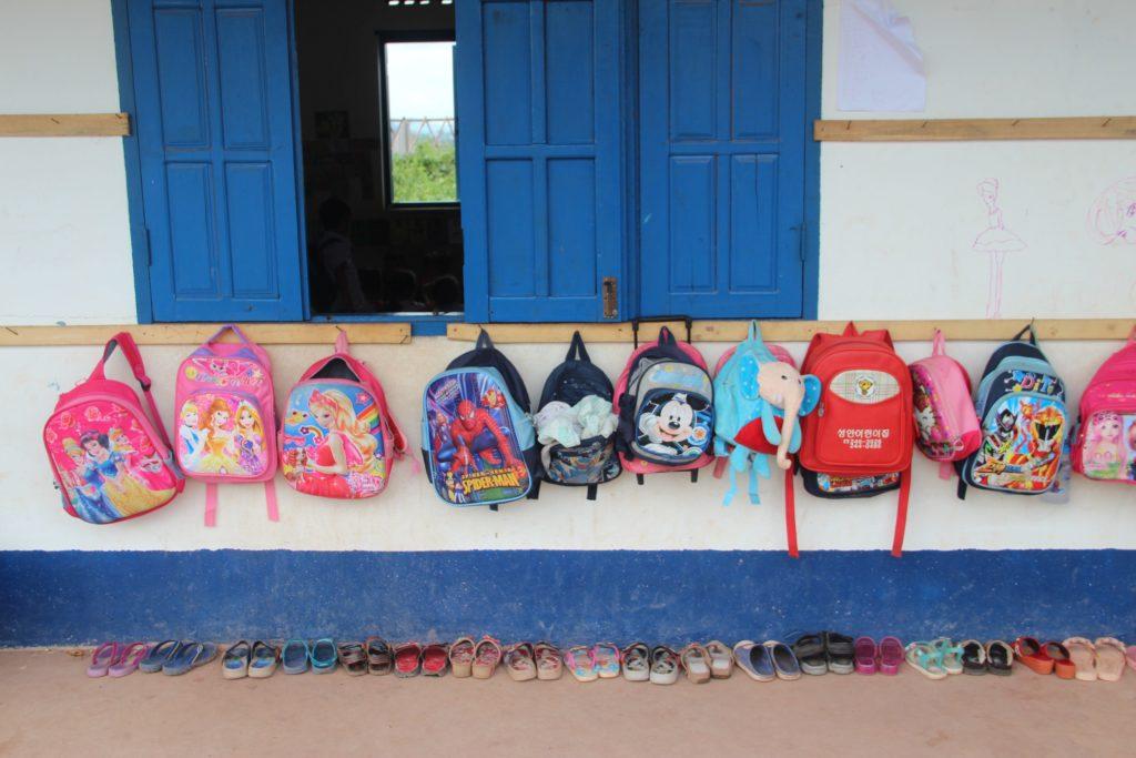 Nos actions - Enfants d'Asie