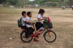 Nouvelle ambition - Enfants d'Asie