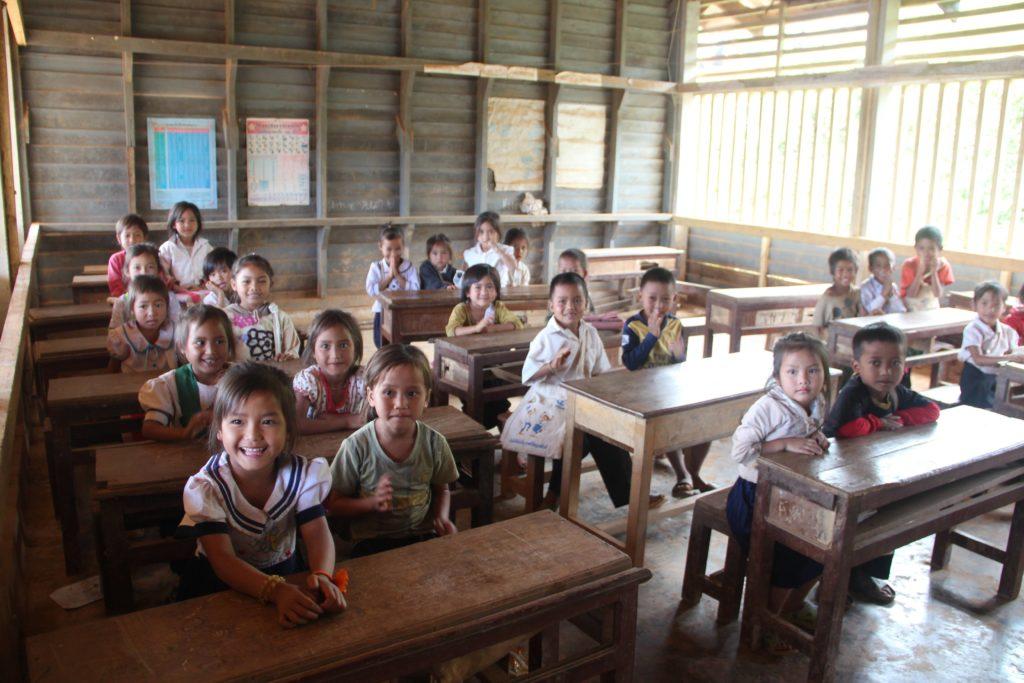 Parrainage - Enfants d'Asie