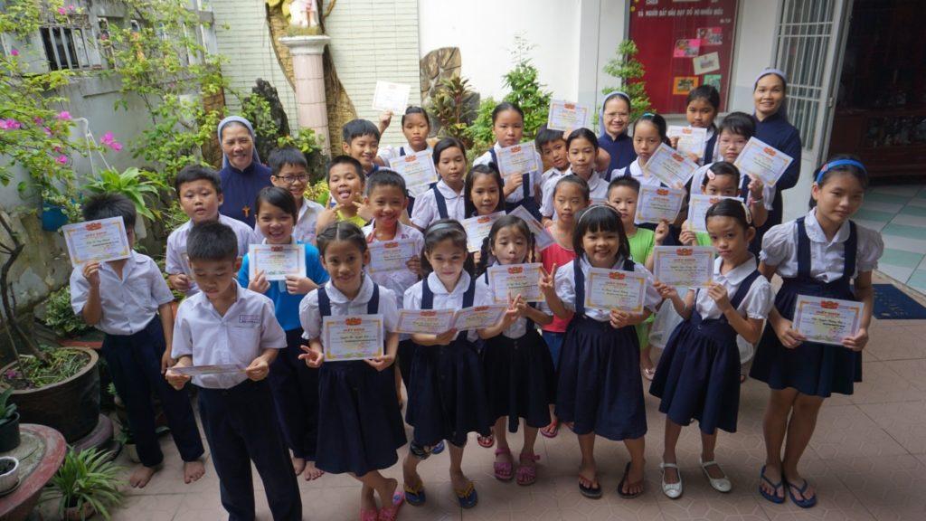 Transmettre - legs - Enfants d'Asie