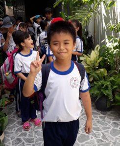 Bénéficiaire d'Enfants d'Asie