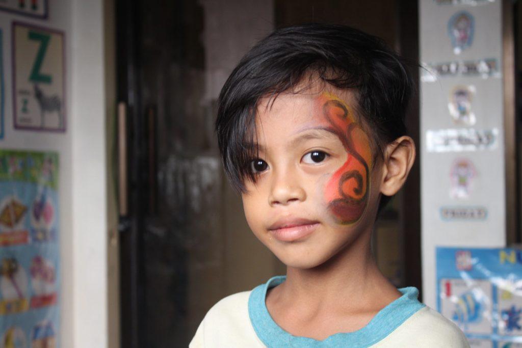 Image pour la newsletter : jeune maquillé