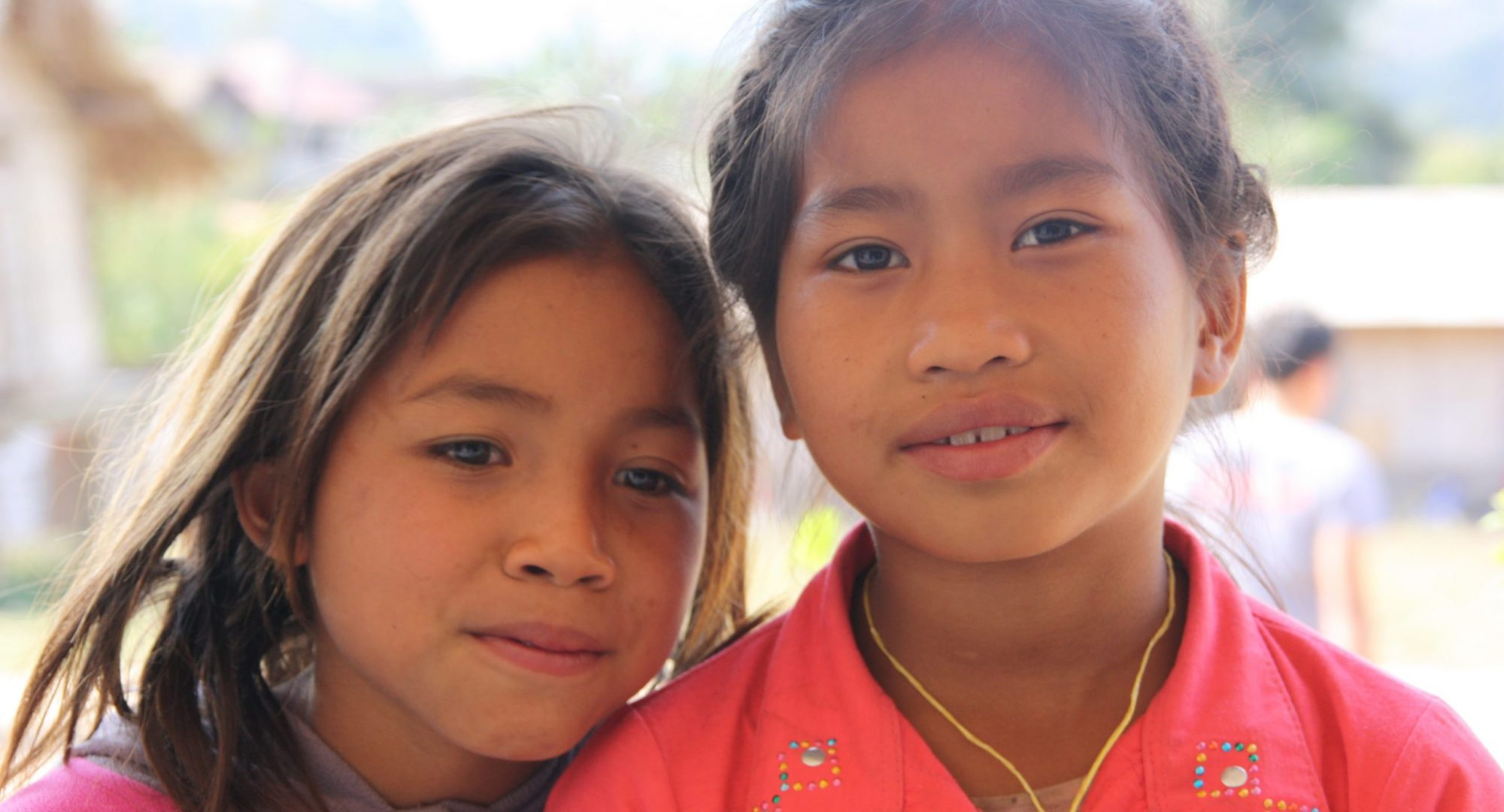 Association Enfants d'Asie : portrait de deux bénéficiaires