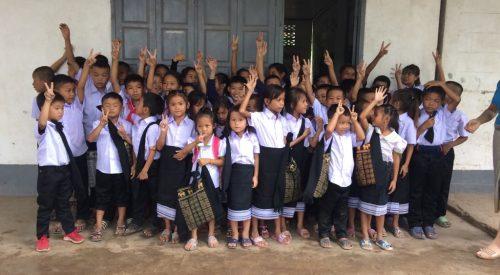 Luang Prabang Enfants d'Asie