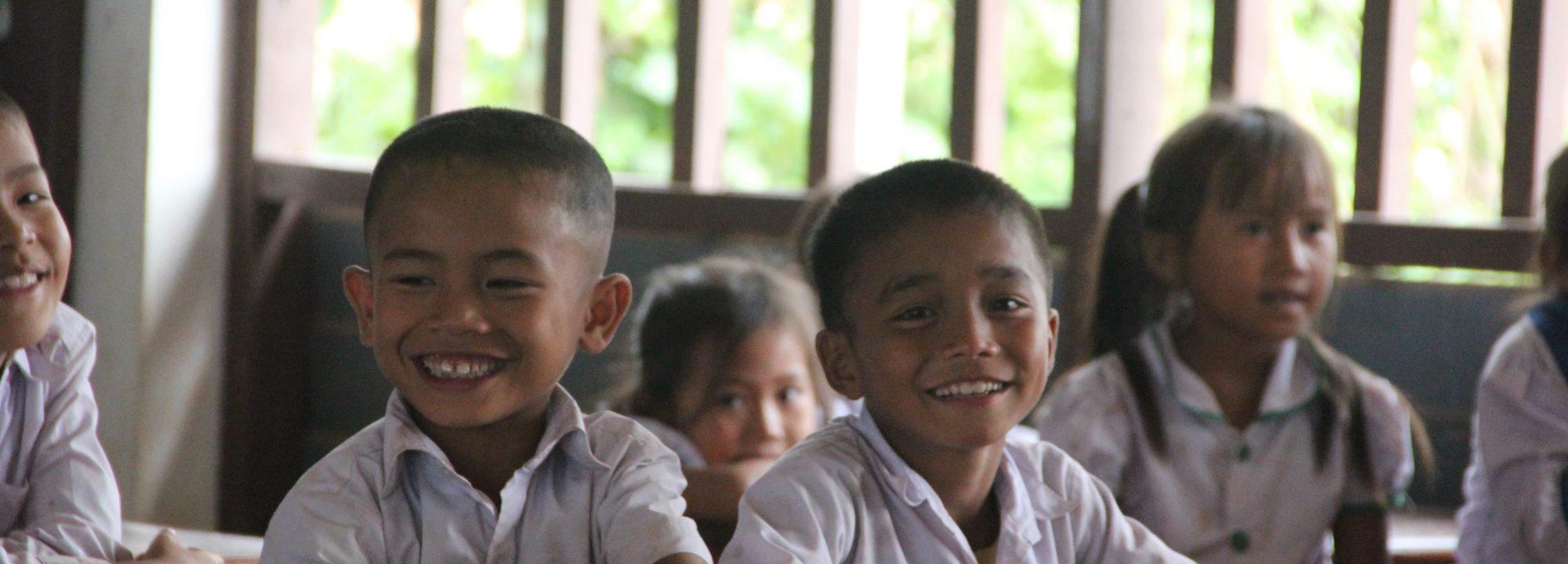 Bénévolat Enfants d'Asie