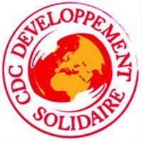 Logo CDC développement solidaire