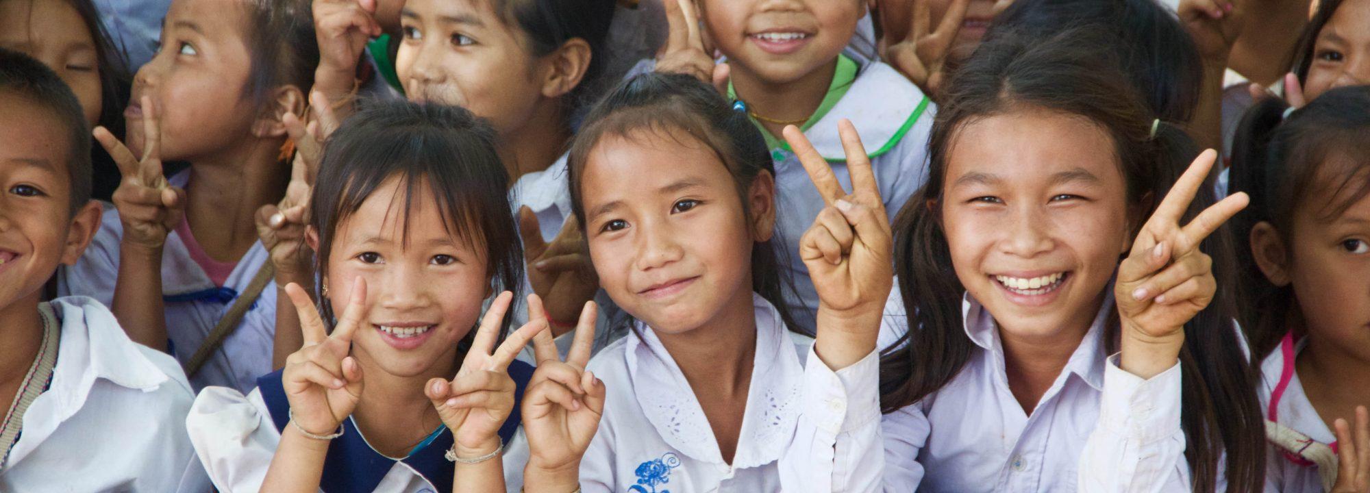 don pou Enfants d'Asie