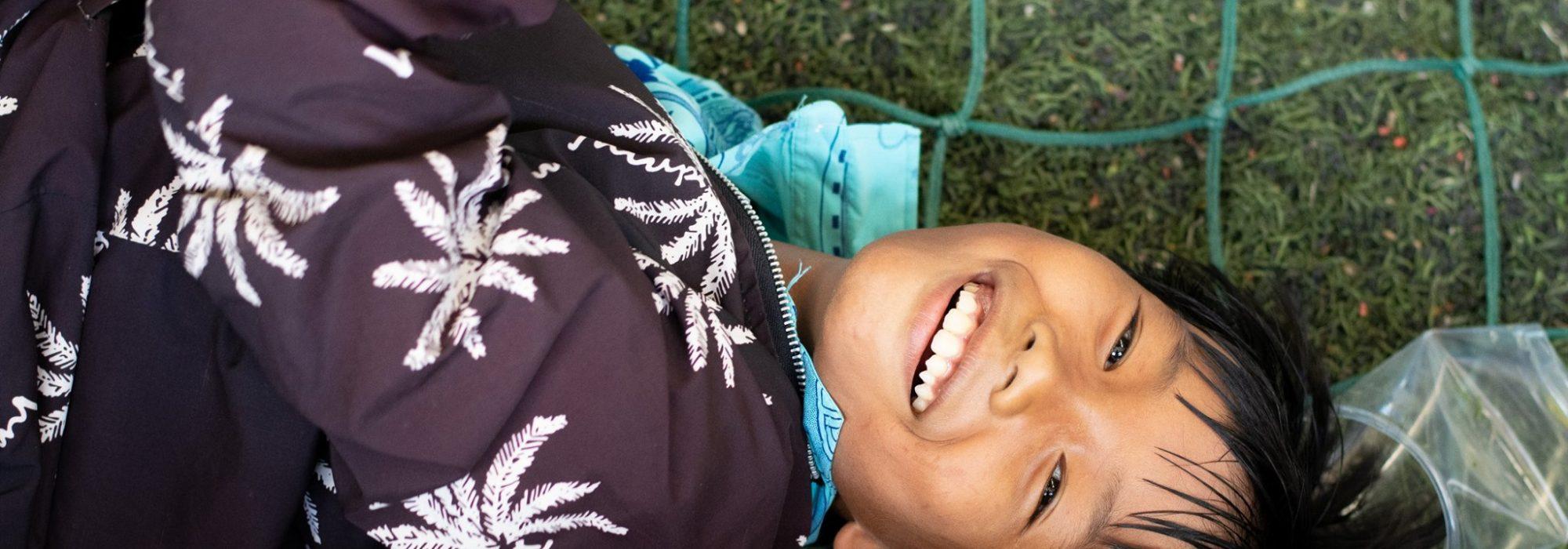 Enfants d'Asie - Cambodge