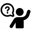 icone personnage interrogatif