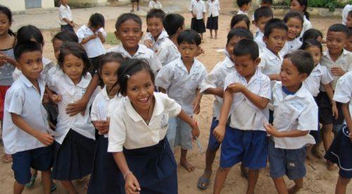 Orphelinat d'Etat Cambodge - Enfants d'Asie