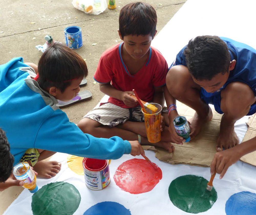 parrainage association Enfants d'Asie