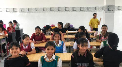 Vietnam Haut plateau Enfants d'Asie