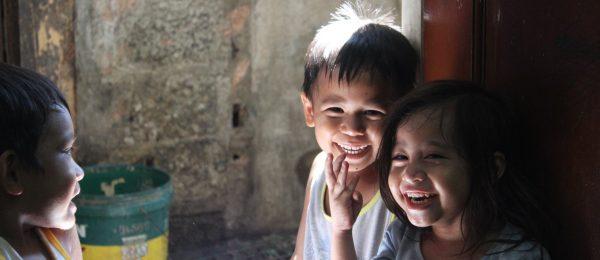Vision d'Enfants d'Asie